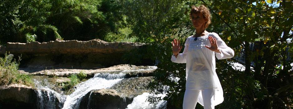 Nathalie Boillon enseignante de qi gong sur Aix-en-Provence et Saint-Cannat