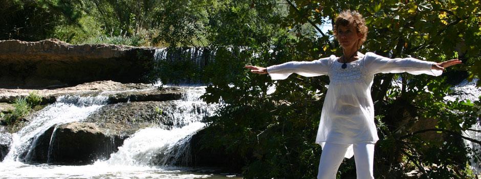 Nathalie Boillon enseignante de stretching énergétique sur Saint-Cannat